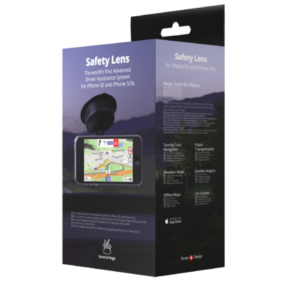 Safety Lens for iPhone SE and iPhone 5/5s