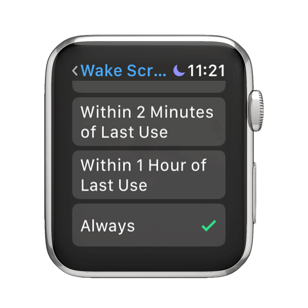 Receive haptic Safety Lens ADAS notifications on Apple Watch